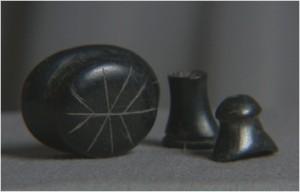 Alutiiq jewelry plugs
